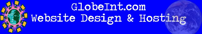 GlobeInt.com, Inc., a web design and hosting company.